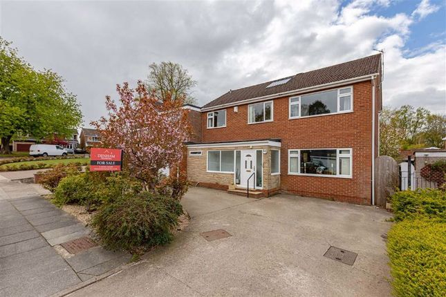 Thumbnail Detached house for sale in Leith Road, Darlington