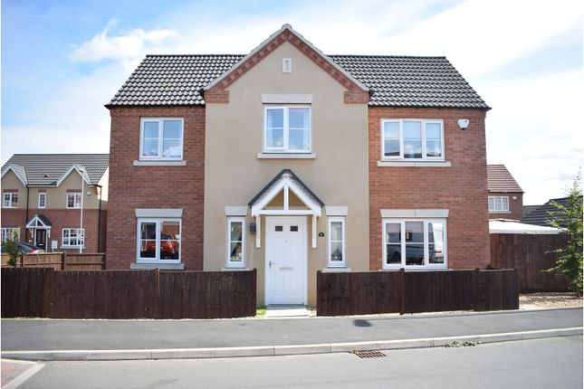 Thumbnail Detached house for sale in Tom Stimpson Way, Sutton-In-Ashfield