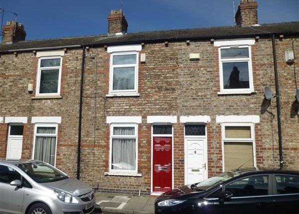 2 bed terraced house for sale in Kitchener Street, Huntington Road, York