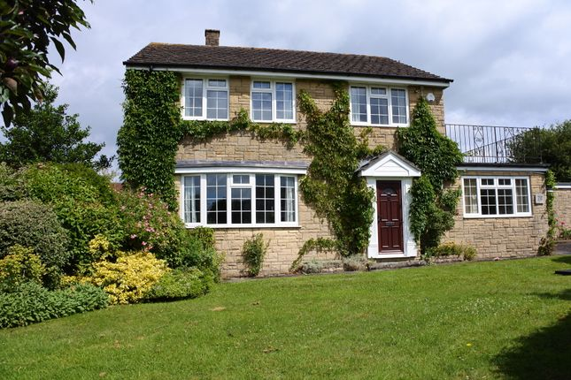 Thumbnail Detached house for sale in Barnaby Mead, Gillingham