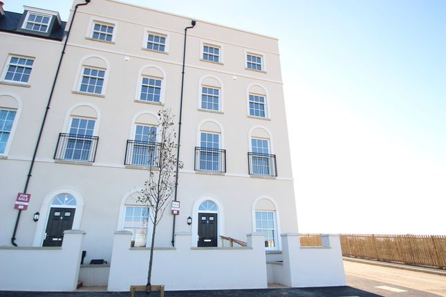 Thumbnail Town house to rent in Haye Road, Sherford, Plymouth