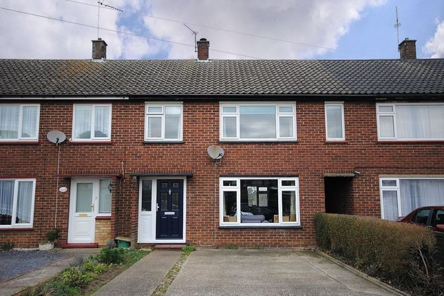 Thumbnail Terraced house for sale in The Plashets, Sheering, Bishop's Stortford