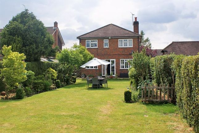Detached house for sale in Shurlock Road, Waltham St. Lawrence, Reading