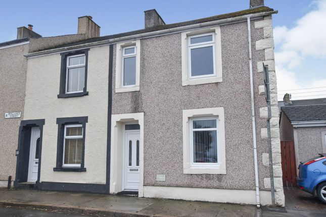Thumbnail End terrace house for sale in Penzance Street, Moor Row