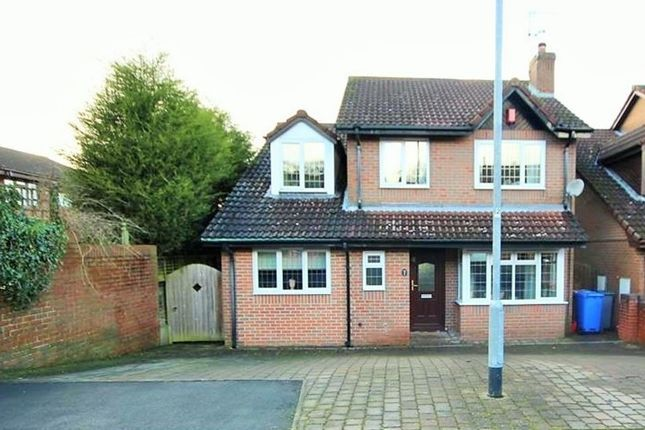 4 bed detached house for sale in Elmbrook Close, Longton, Stoke-On-Trent