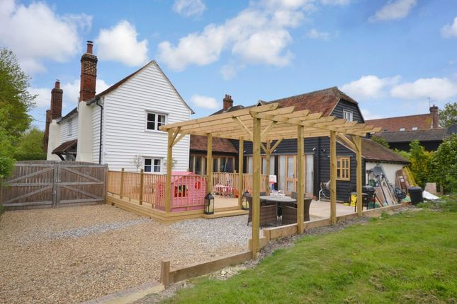 Thumbnail Detached house for sale in Mill Lane, Stebbing, Dunmow