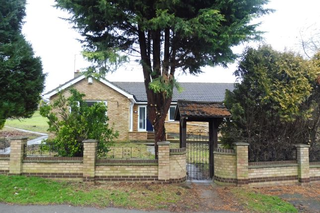 Thumbnail Detached bungalow for sale in Simons Walk, Pattishall, Towcester