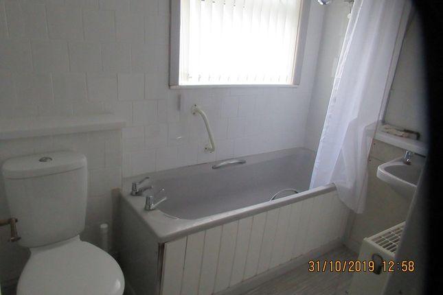 Bathroom of Hamilton Terrace, Maesteg, Bridgend CF34