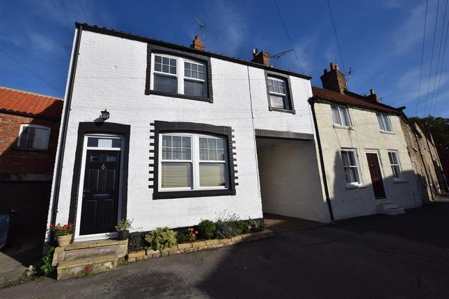 Thumbnail Terraced house for sale in Welmont House, Greengate, Malton