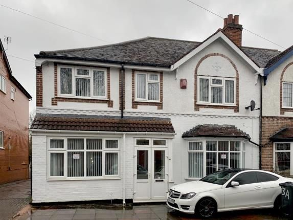 Thumbnail Semi-detached house for sale in The Avenue, Acocks Green, Birmingham, West Midlands