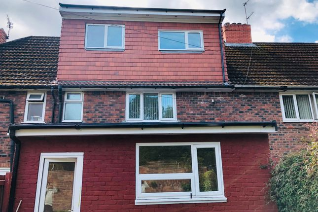 Thumbnail Semi-detached house for sale in Stamford Road, Longsight, Manchester