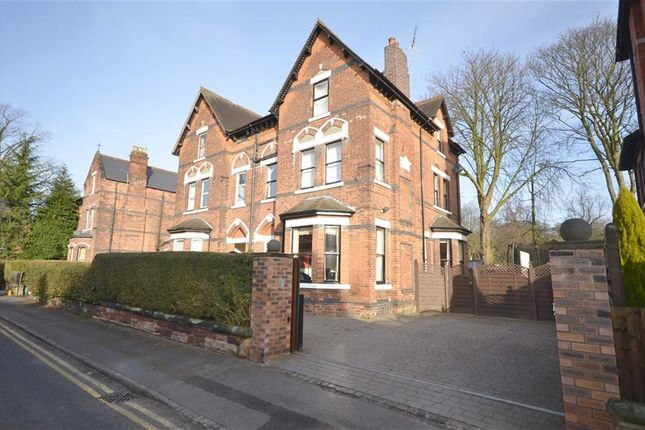 Thumbnail Semi-detached house for sale in Sidmouth Avenue, Newcastle-Under-Lyme