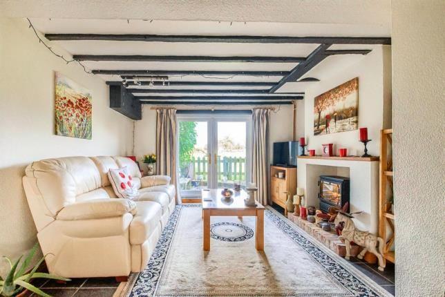 Sitting Room of Banbury Road, Ettington, Stratford Upon Avon, Warwickshire CV37