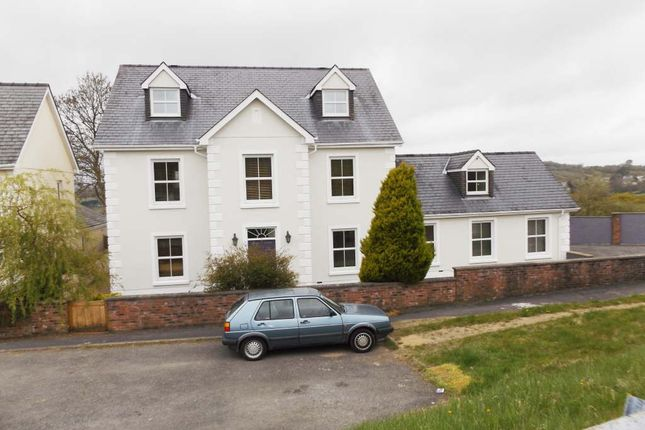 Thumbnail Detached house for sale in Y Maerdy, Foelgastell, Foelgastell, Carmarthenshire