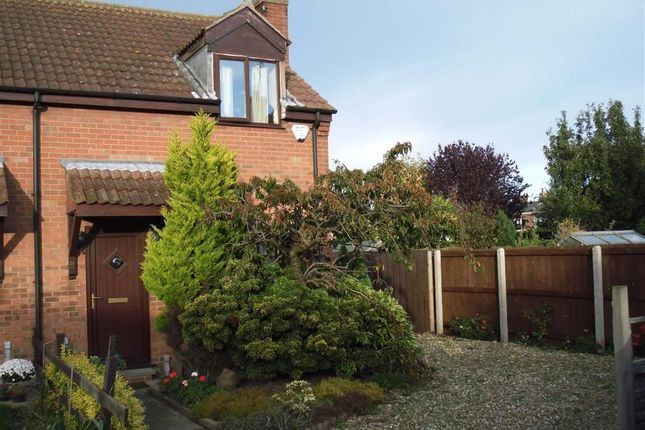 Thumbnail End terrace house to rent in Reedsway, Brandesburton, East Yorkshire