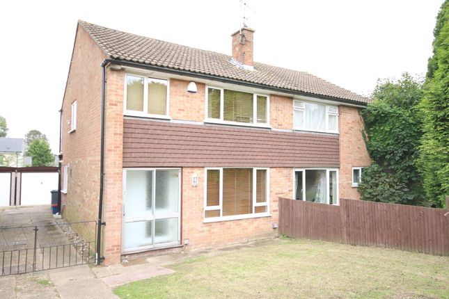 Thumbnail Semi-detached house to rent in Westgate Close, Canterbury