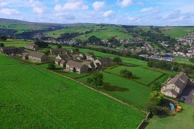 Thumbnail Detached house for sale in Victoria Gates, Hill House Road, Holmfirth