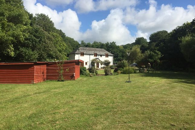 Detached house for sale in Trevellance Lane, Perranporth