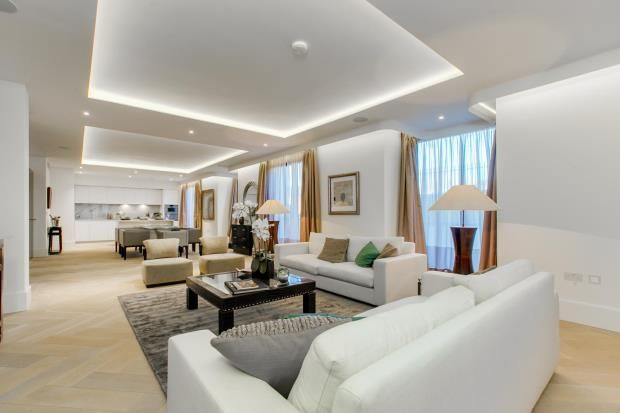 Thumbnail Flat for sale in St Edmund's Terrace, Primrose Hill, London