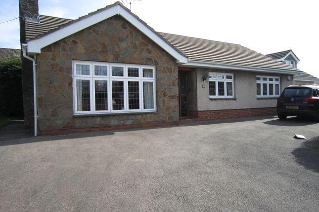 Thumbnail Detached bungalow for sale in St Deinols Close, Pengam