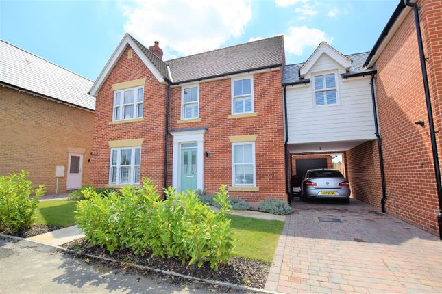 Thumbnail Link-detached house for sale in Summers Park Avenue, Manningtree