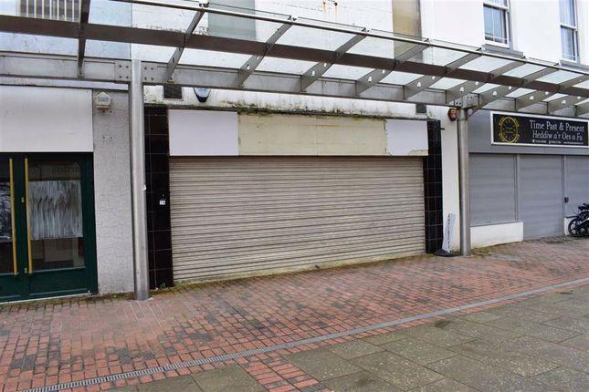 Thumbnail Retail premises to let in Stepney Street, Llanelli, Carmarthenshire
