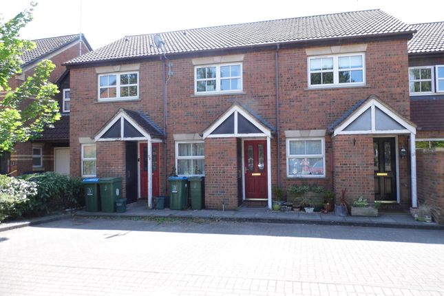 Thumbnail Terraced house to rent in Beaconsfield Road, Aylesbury