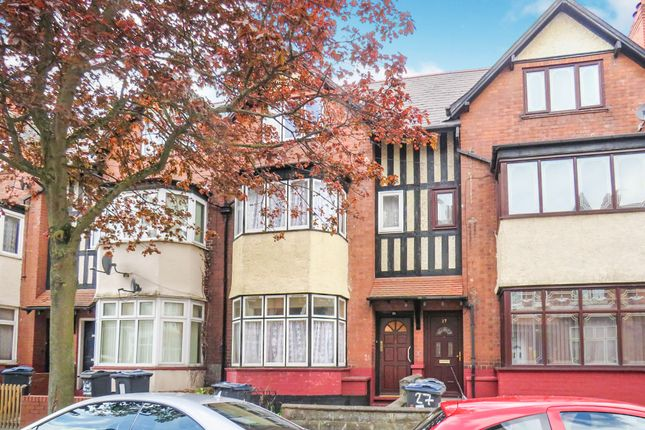 Thumbnail Terraced house for sale in Whitehall Road, Handsworth, Birmingham