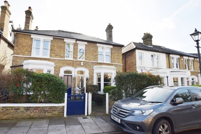 Thumbnail Semi-detached house for sale in Clarence Road, Kew, Richmond, Surrey
