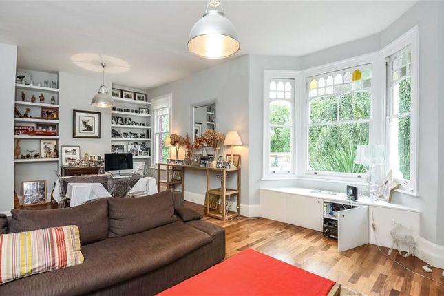 3 bed flat for sale in Milman Road, Queens Park, London