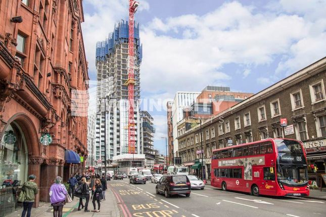 Thumbnail Flat for sale in Atlas Building, Old Street, London