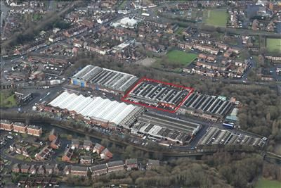 Thumbnail Warehouse for sale in Unit 11, Waterfall Lane Trading Estate, Cradley Heath