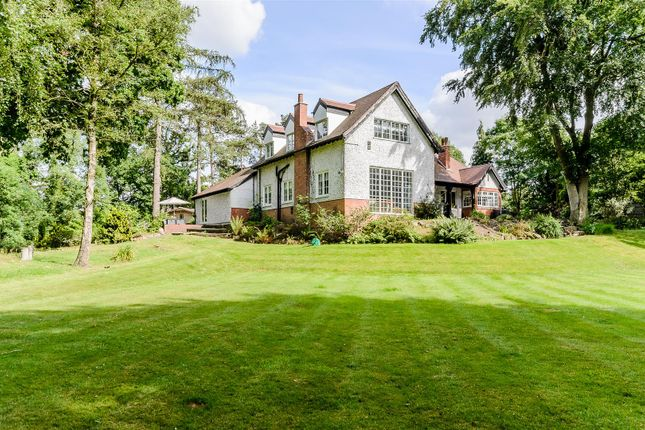 Thumbnail Detached house for sale in Linthurst Road, Blackwell, Bromsgrove, Worcestershire