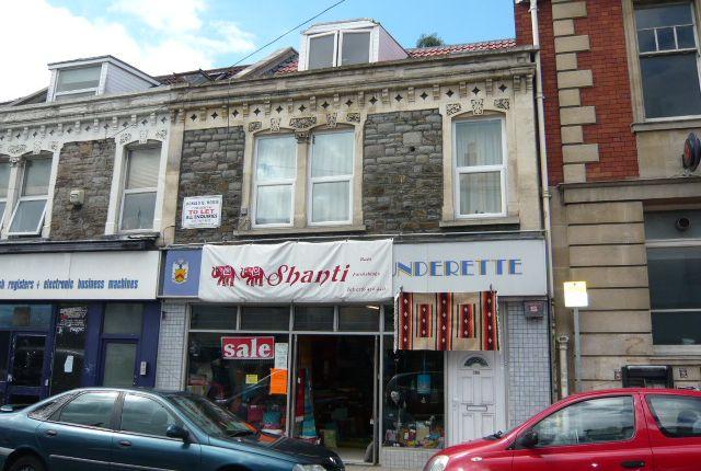 Thumbnail Flat to rent in Gloucester Road, Bishopston, Bristol