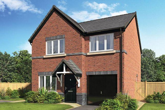 Thumbnail Detached house for sale in Plot 32, The Brookline, Riversleigh, Warton, Preston, Lancashire