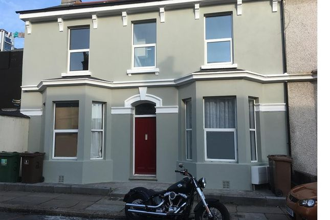 Thumbnail Maisonette for sale in Ilbert Street, North Road West, Plymouth