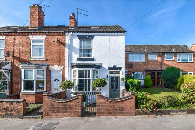 Thumbnail End terrace house for sale in Stourbridge Road, Bromsgrove