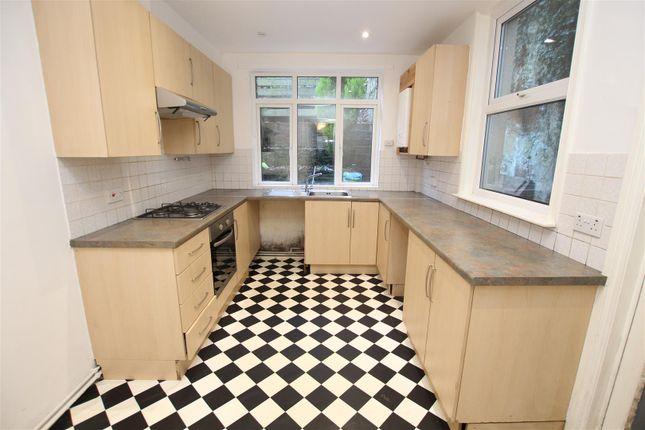 Kitchen of Harold Road, Hastings TN35