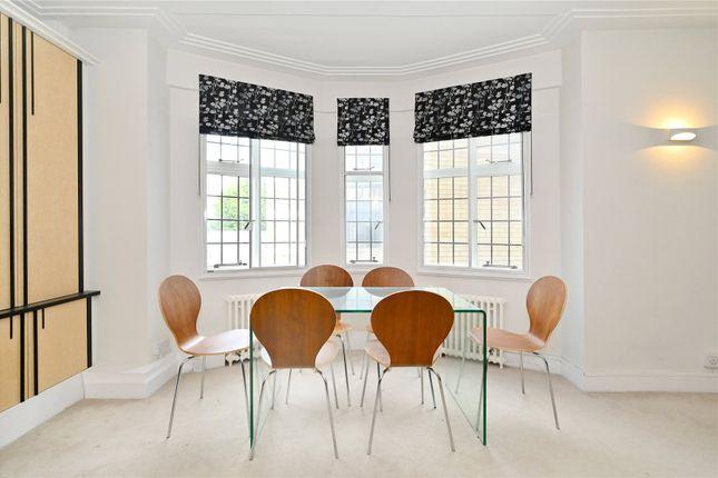 Dining Area of Crompton Court, Brompton Road, London SW3