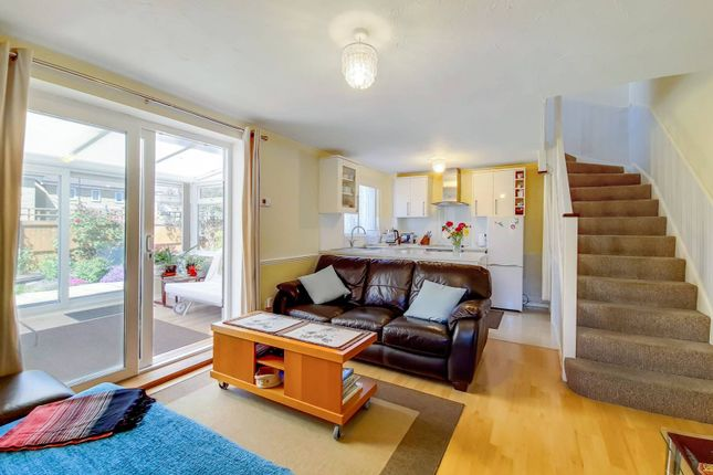 Thumbnail End terrace house for sale in The Hawthorns, Colnbrook With Poyle, Slough