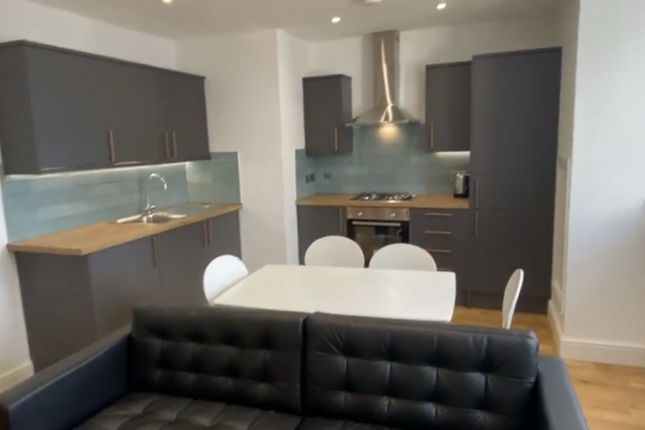Thumbnail Flat to rent in Mutley Plain, Mutley, Plymouth