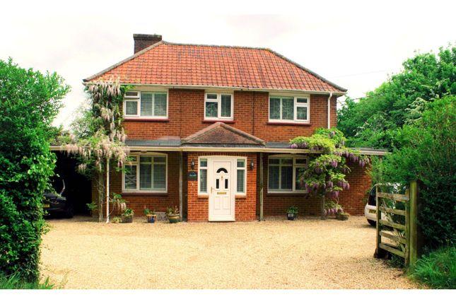 Thumbnail Detached house for sale in Sherborne St John, Basingstoke