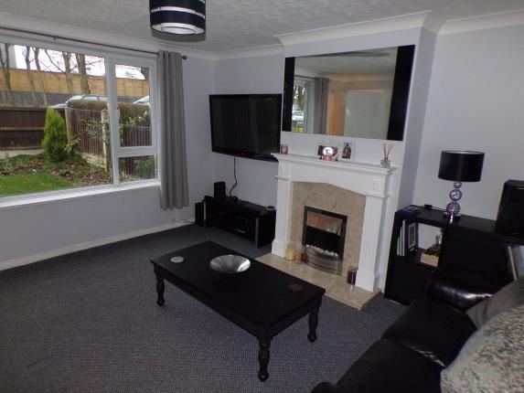 Lounge of Langstrath Road, Clifton, Nottingham, Nottinghamshire NG11