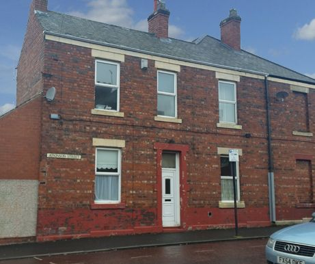 Thumbnail Terraced house for sale in Atkinson Street, Wallsend