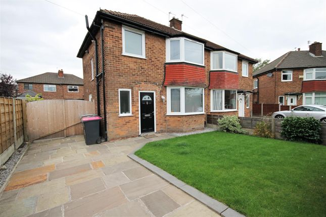 Thumbnail Semi-detached house to rent in Firswood Drive, Swinton, Manchester