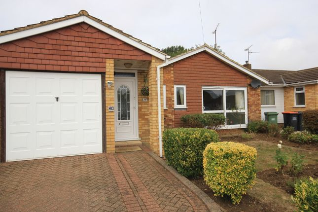 Thumbnail Bungalow to rent in Russell Road, Toddington, Dunstable
