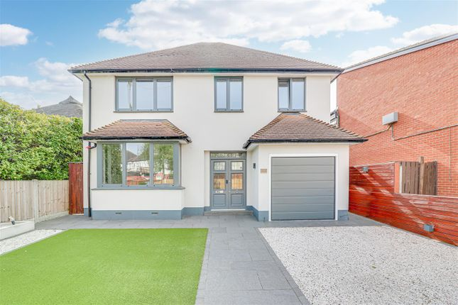Thumbnail Detached house for sale in Salisbury Road, Leigh-On-Sea