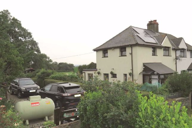 Thumbnail Semi-detached house for sale in Ty Newydd Cottages, Llanfabon, Nelson
