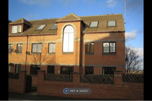 Thumbnail Flat to rent in Albert Road, Leeds
