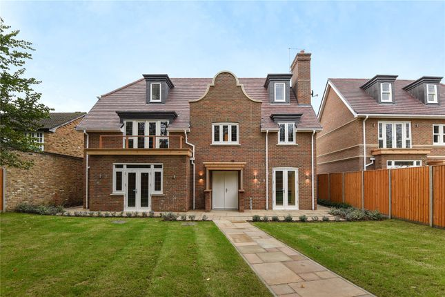 Thumbnail Detached house for sale in Pinner Road, Watford